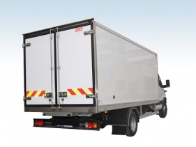 Thermo-insulated Van bodies