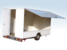 Catering Box Trailers